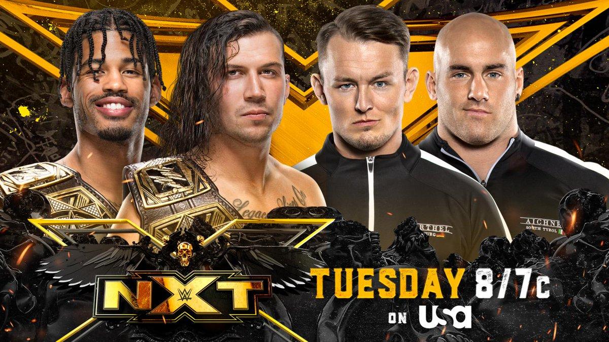 Cobertura: WWE NXT Wrestling (17/08/2021) – O melhor dos melhores!