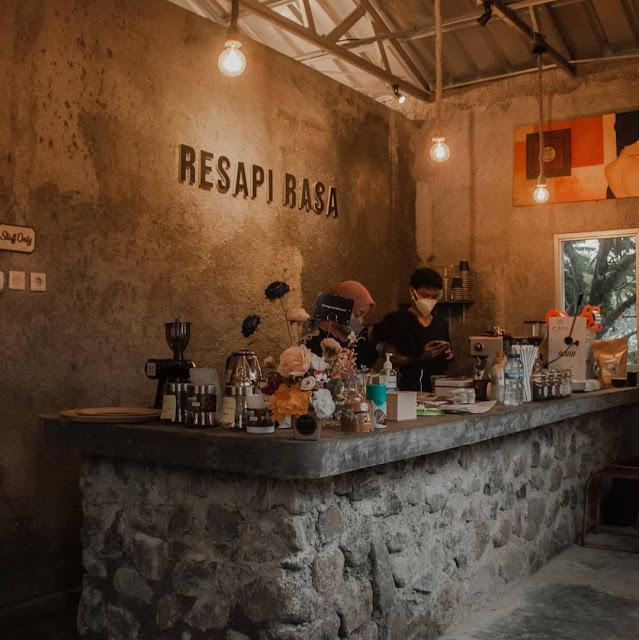 Coffee Shop Instagramable di Bogor Terbaru
