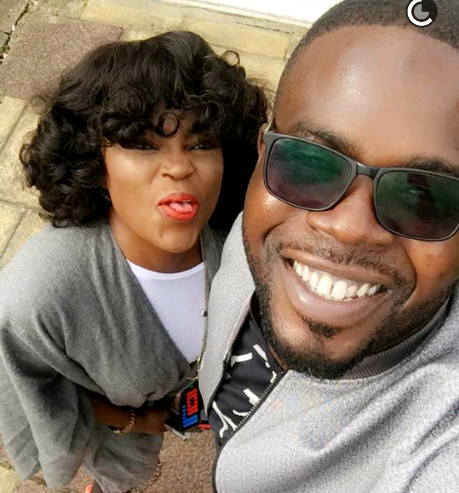 Image result for JJC Skillz and Funke Akindele