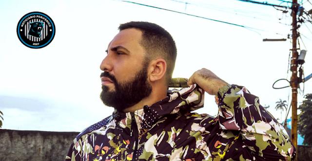 """Rapper Vinicius Terra lançara o álbum """"Manifesto à Descolonização da Palavra Lusofonia"""""""