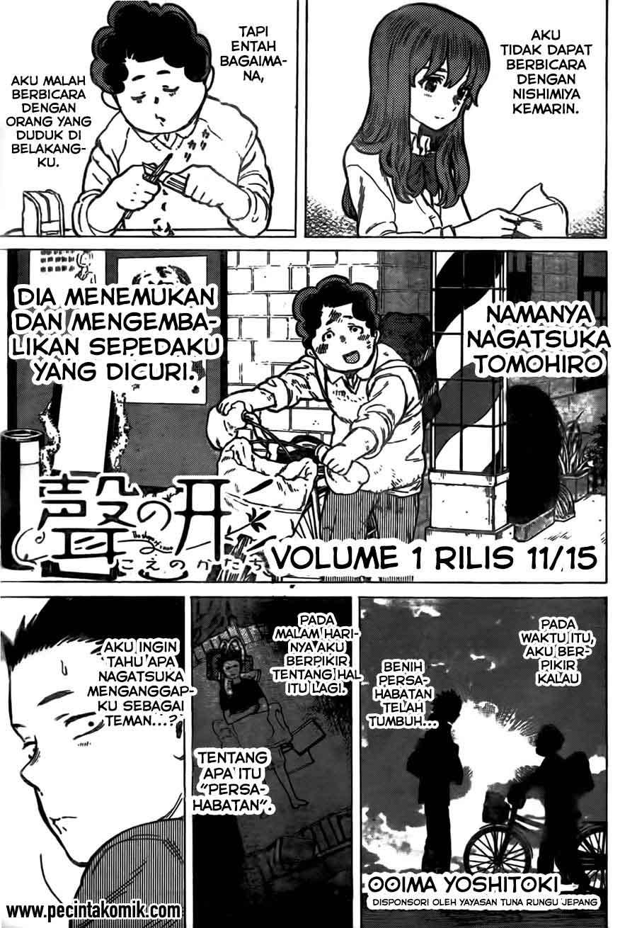 Koe no Katachi Chapter 09-2