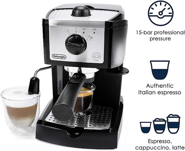 Top 3 Best Espresso Machine and Cappuccino Maker