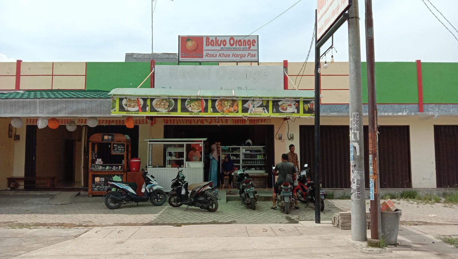 Bakso Orange Mutiara Bekasi Jaya