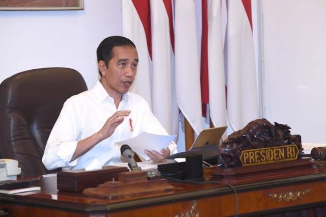 Jokowi Resmi Larang Mudik, Ada Sanksi Bagi Warga yang Nekat Mudik