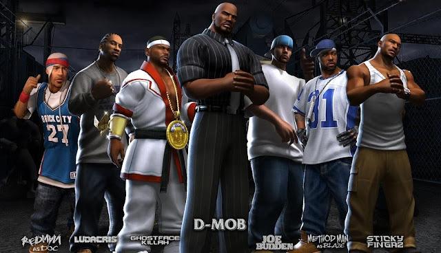 Def Jam: Fight for New York   تحميل لعبة قتال الشوارع في نيويورك ديف جام للأندرويد ميديا فير
