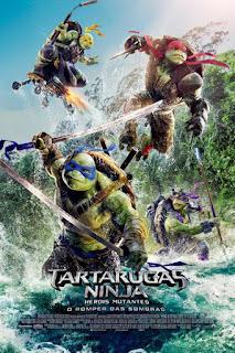As Tartarugas Ninja: Fora das Sombras – Dublado (2016)
