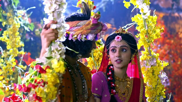 Photos of Radha Krishna Serial
