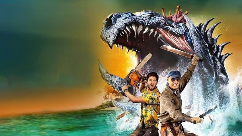 Рецензия на фильм «Дрожь земли 7: Остров крикунов» - Последний гвоздь