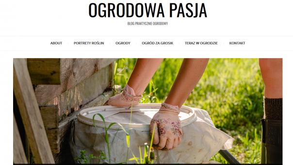 ciekawe blogi ogrodnicze
