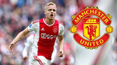 """Sếp lớn Ajax báo tin vui cho MU: Bao giờ đón """"Bom tấn"""" Van de Beek? 2"""