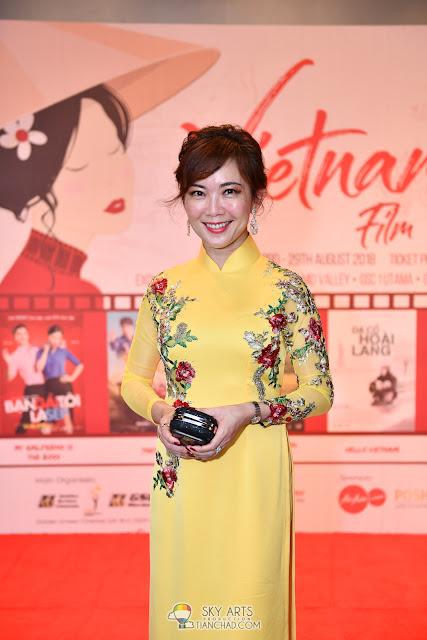 GSC Vietnamese Film Festival 2018 Launch Pavilion KL GSCVFF18 Ms Koh Mei Lee GSC CEO