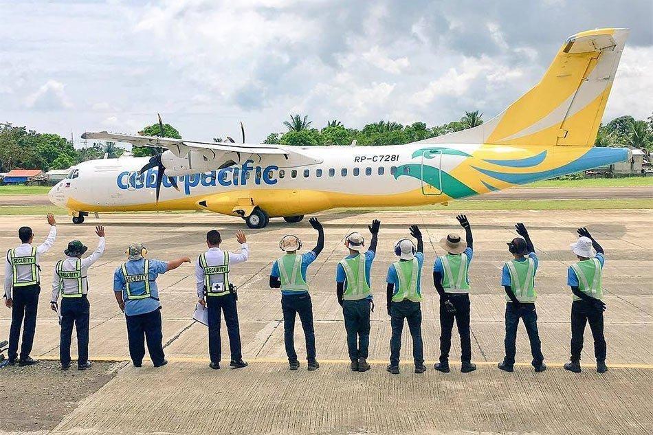 1Aviation Cebu Pacific Air