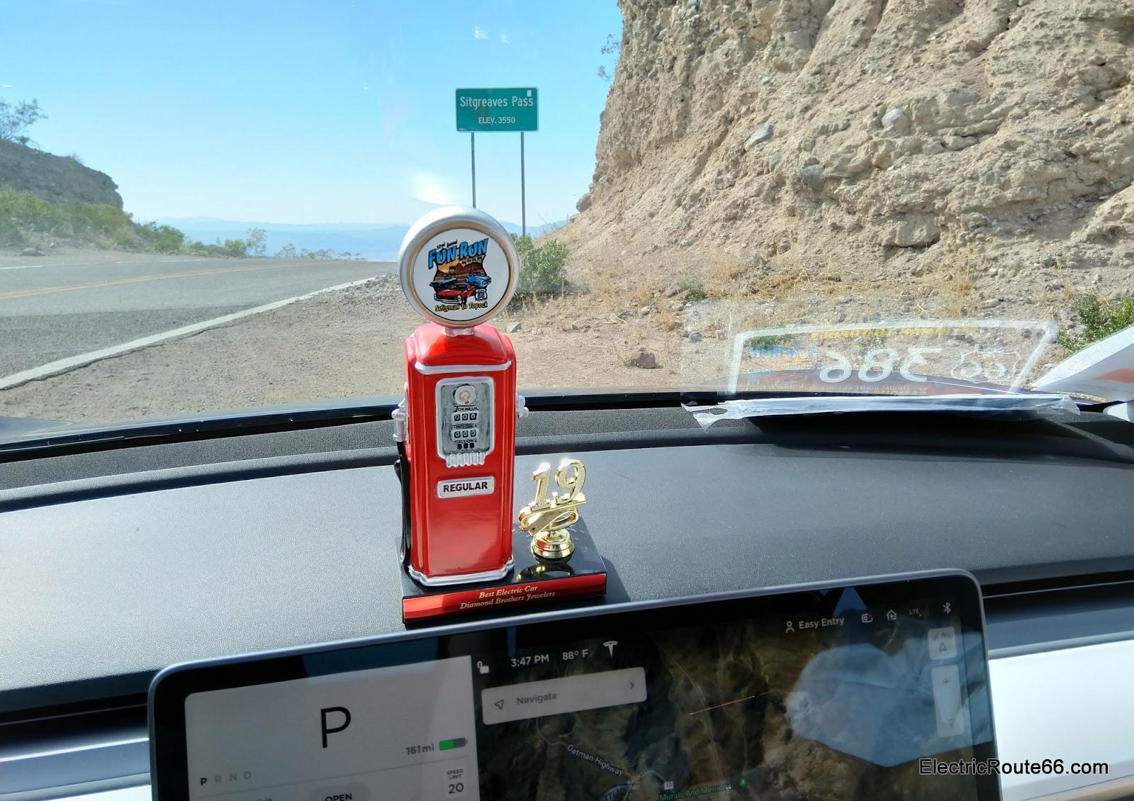 Event Report: Route 66 Fun Run