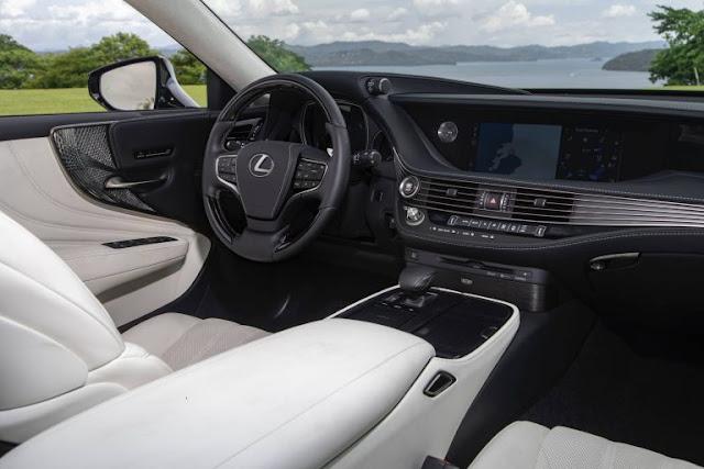 Lexus, Lexus LS, New Cars, USA