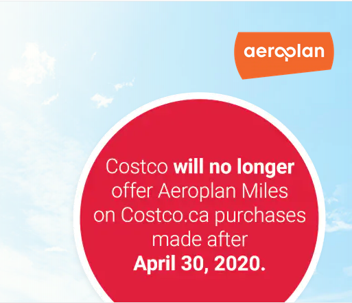 February 4 Update: Aeroplan Costco partnership ending, Rexall launching own loyalty program and will drop AIR MILES, save up to $1,000 on Air Transat packages
