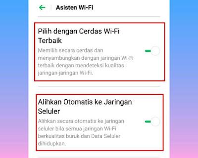 pilihan Cerdas Wi-Fi Terbaik