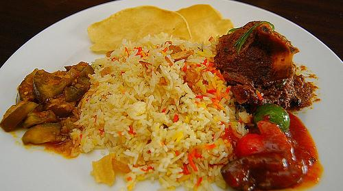 Gambar Nasi Minyak