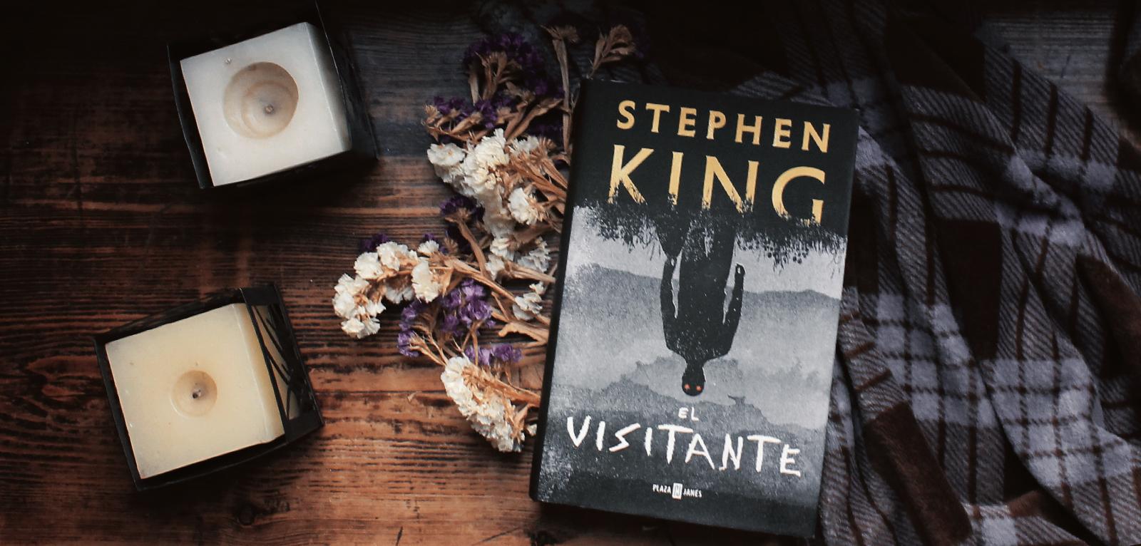 El visitante · Stephen King