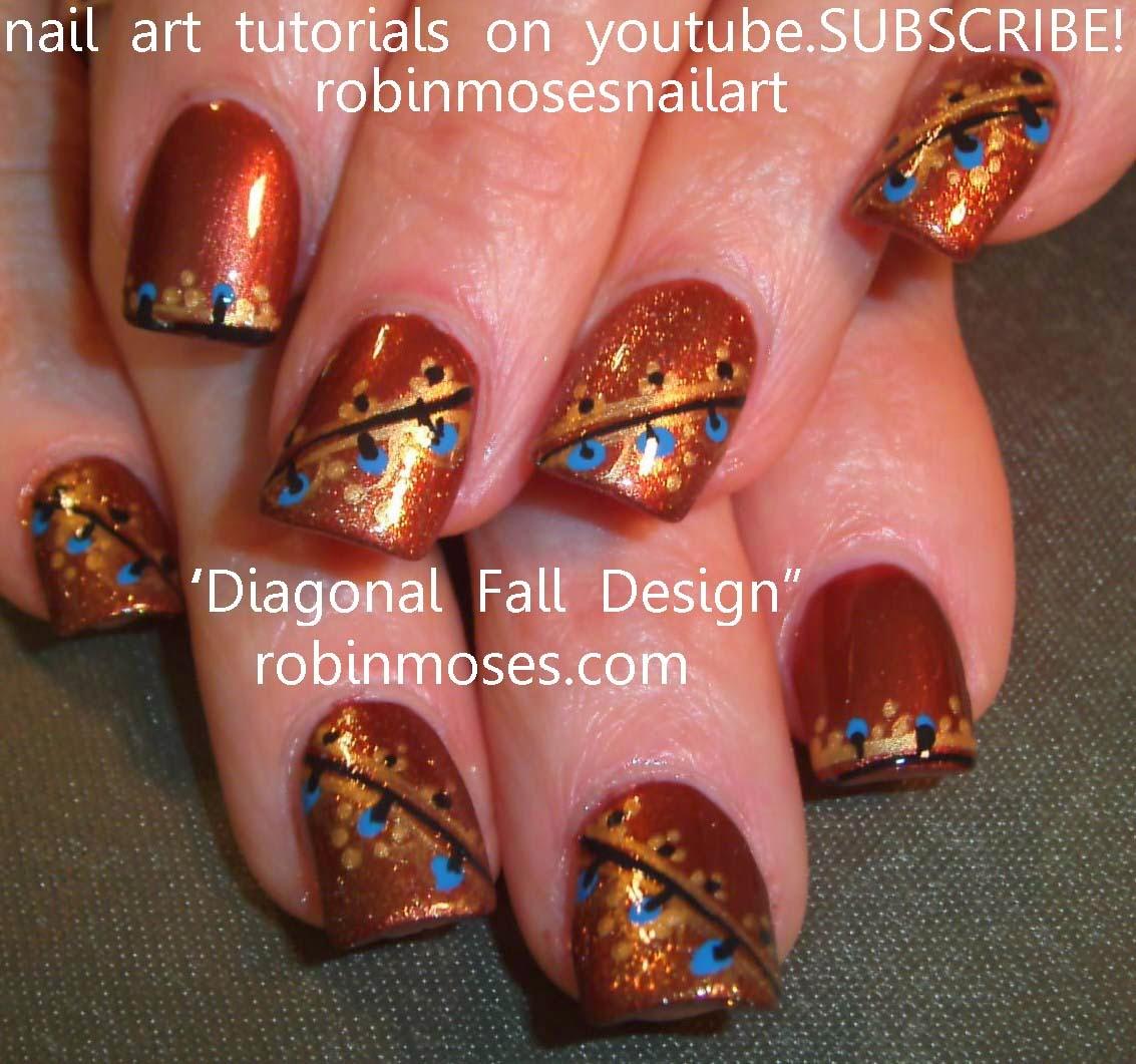Nail Art by Robin Moses: July 2012