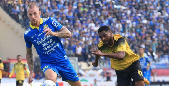 Persib Bandung vs Barito Putera Imbang 0-0 #PersibDay