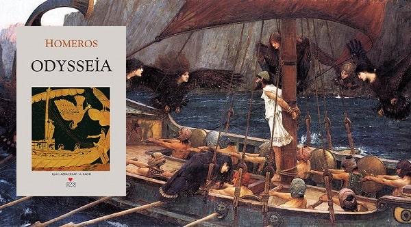 Kitap incelemesi: Homeros – Odysseia