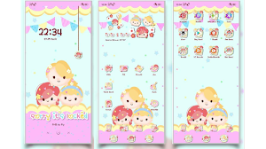 Tsum and Friens Tema OPPO Tembus Akar