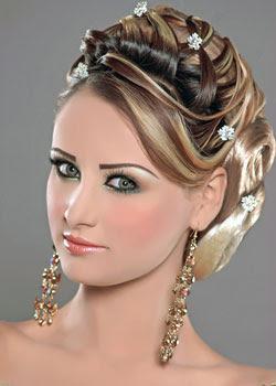 Peinados De Fiesta Con Accesorios 2012 Peinados De Moda Peinados