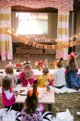 Outdoor Home Party Ideas 8
