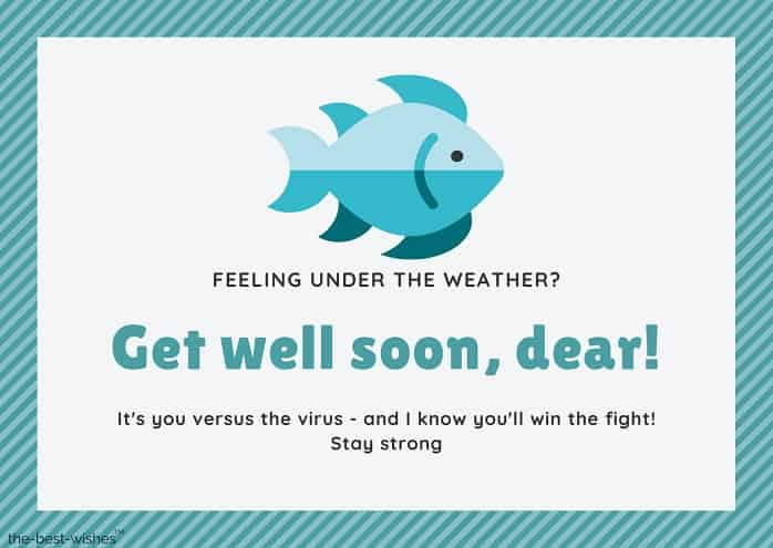 get well soon messages for niece