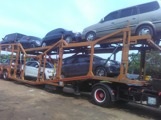 Jasa pengiriman mobil dari jakarta tujuan surabaya