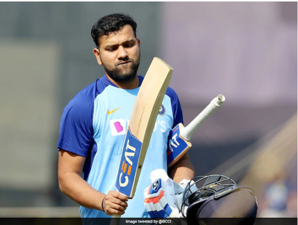 That's why we need to be patient about football, Rohit Sharma said