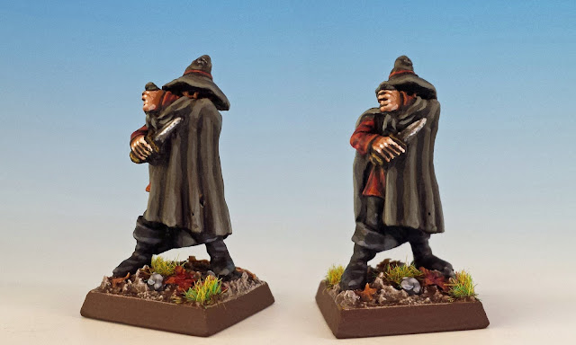 Grimwald Calaco painted miniature for Terror of the Lichemaster