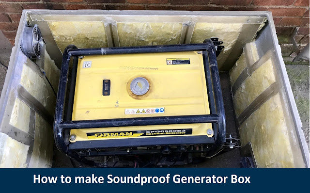 How To Build A Soundproof Box For Generator