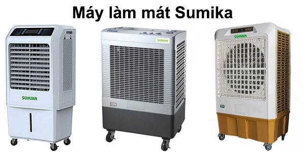 Thương hiệu máy làm mát không khí Sumika