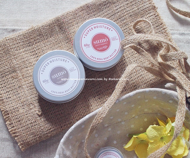 Sumo Body Butter
