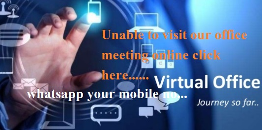 Online virtual meeting