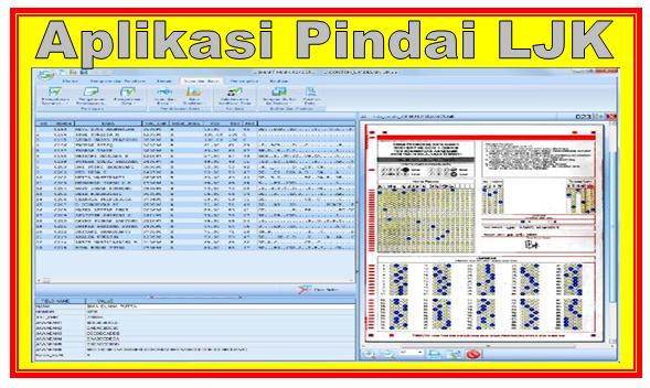 Aplikasi Scan LJK Ujian Terbaru Berbasis Microsoft Excel