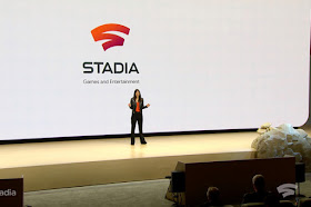 Google menutup studio game Stadia internal