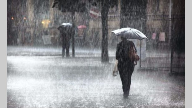 Hujan lebat peralihan monsun 27/3/2018