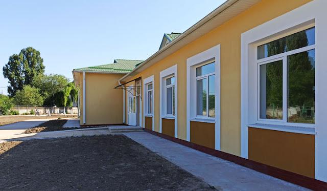 Дубоссарский Центр социально-психологической реабилитации детей с ОПЖ
