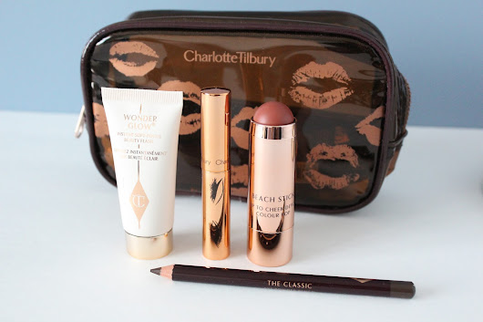 Five minute makeup kits by Charlotte Tilbury