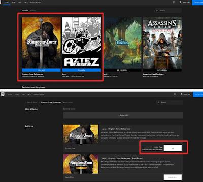 Cara Daftar Akun di Epic Games Store via PC dan Hp
