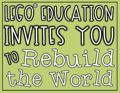 LEGO® Education invites you to rebuild the world