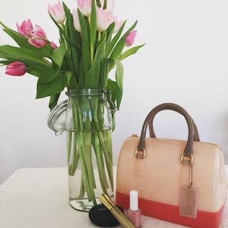 Kleine Candybag in rosa