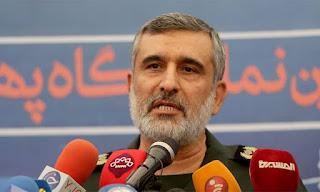 Iran's Brigadier General Ami