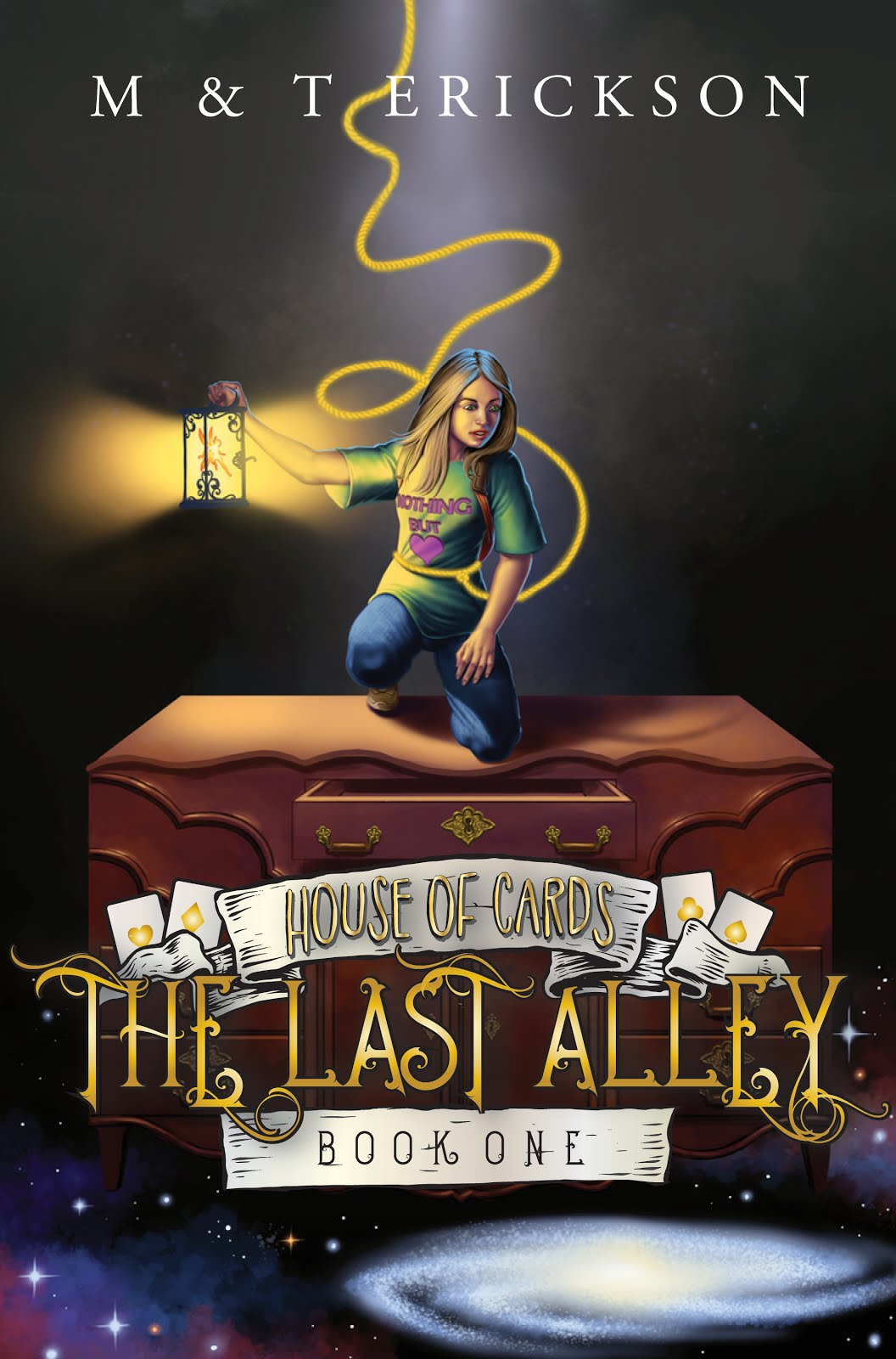 The Last Alley