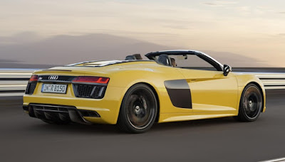 Audi R8 Seating: Sport Seats