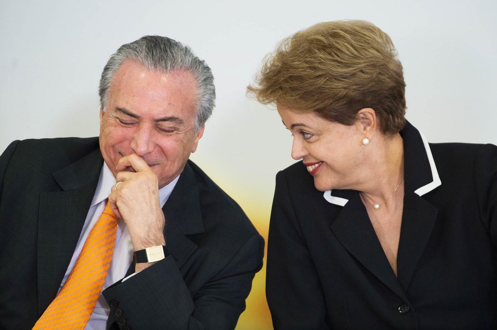 Por 4 votos a 3, TSE rejeita cassação da chapa Dilma-Temer