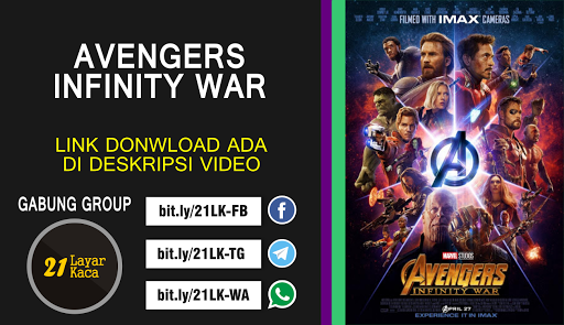 avengers  invinity war 2018  sub indo  21 layarkaca