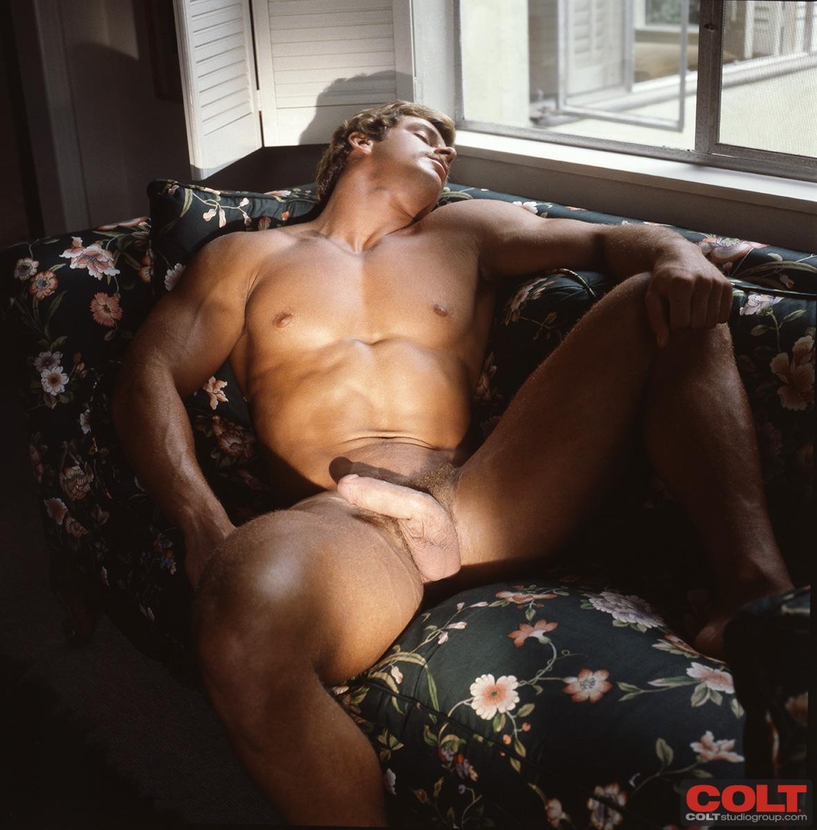 buck adams nude